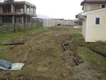 Семейна градина - проект и реализация