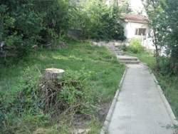 Изработка на градина със суха река в 3 части