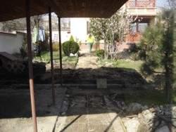 частен двор